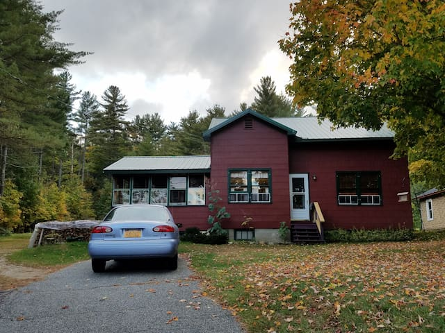 Adirondacks- Room to Breathe. - Elizabethtown - Ev