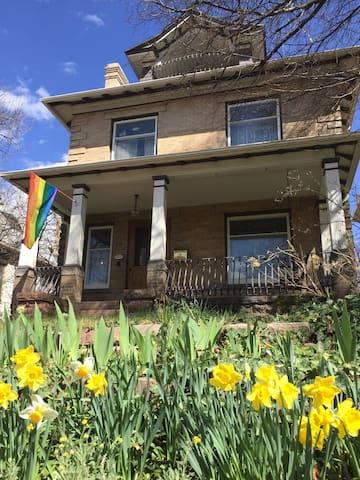 Capital Hill Charm - Denver - Casa