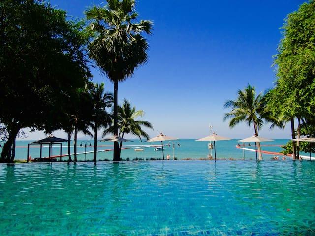 Beachfront on the 40th floor - Pattaya