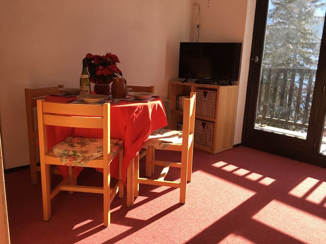Well equipped studio in centre of Flaine Foret - Arâches-la-Frasse - Leilighet