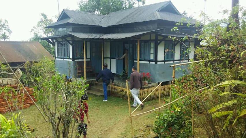 Meghalaya Village Mawlynnong Nongrai-Homestay - Mawlynnong - Casa