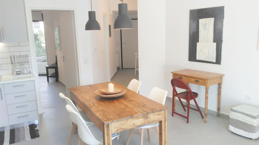 Palamidi view newly constructed apartment - Nafplion - Appartement