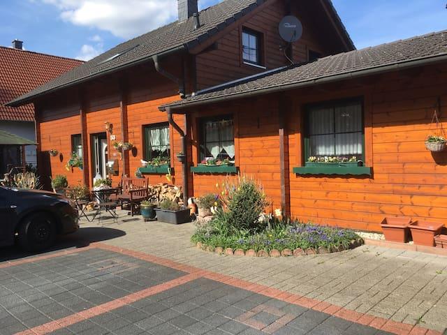 Finnisches Holzhaus - Gummersbach - Ev