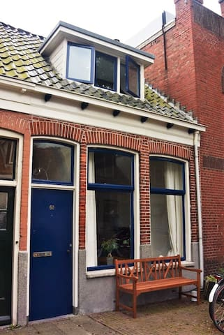 Authentic Dutch cottage in Groningen - Groningen - Hus