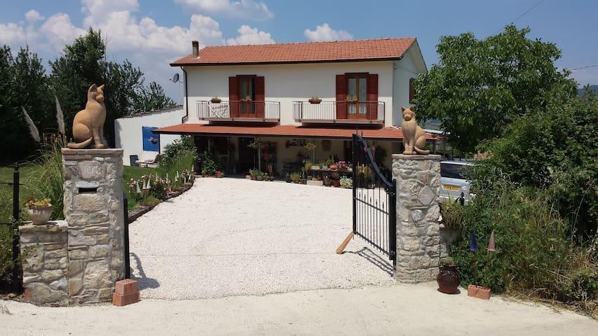 """""""Casa Rina"""" in het authentieke Italie - Guardia Lombardi - Daire"""