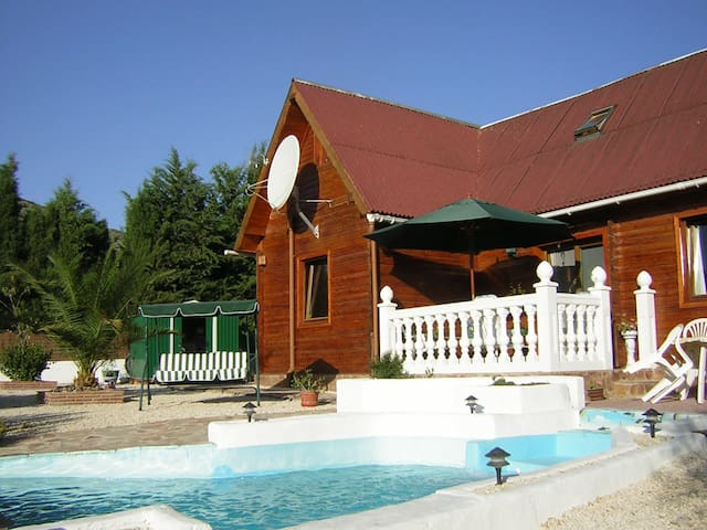 Private room 30 mins to Granada Sp - Puerto Lope - Oda + Kahvaltı