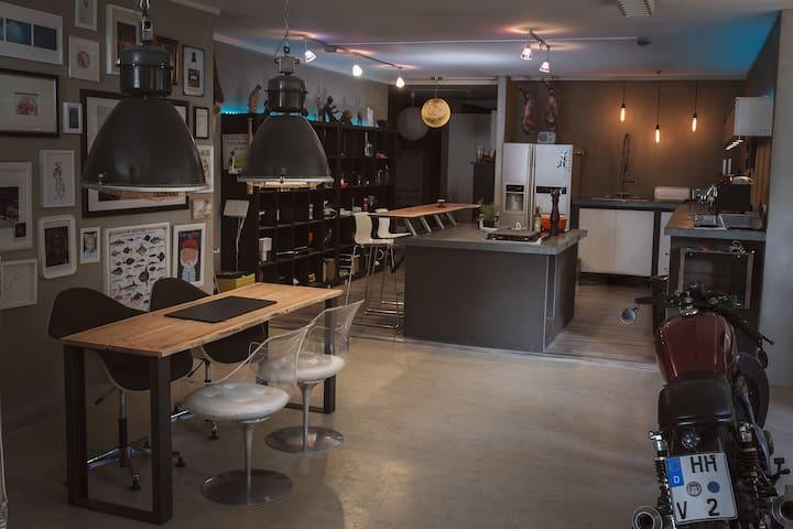 LOFT / STUDIO - Hambourg - Loft