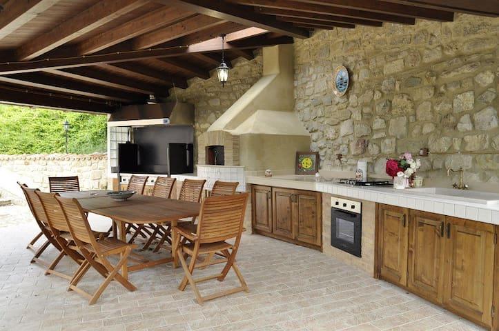 camere matrimoniali in Villa - Colledimezzo