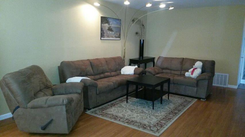 Cozy and very quiet  - Rio Linda - Huis