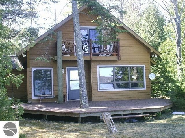 Torch Lake South Shore Anchor Cottage - Superhost - Rapid City - Hus