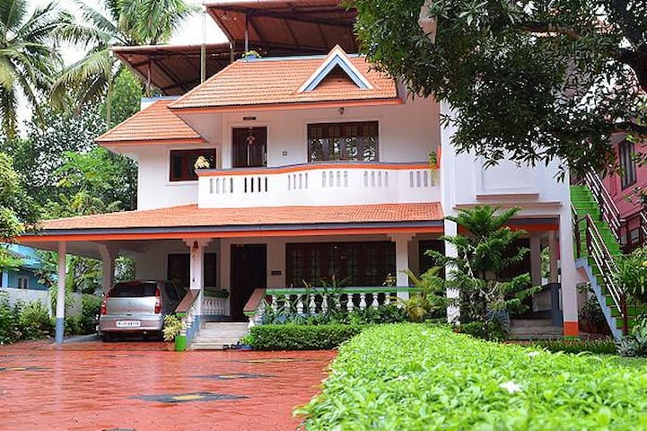 Modern 01 bedroom  near outskirts of Cochin City - Ernakulam - Hus