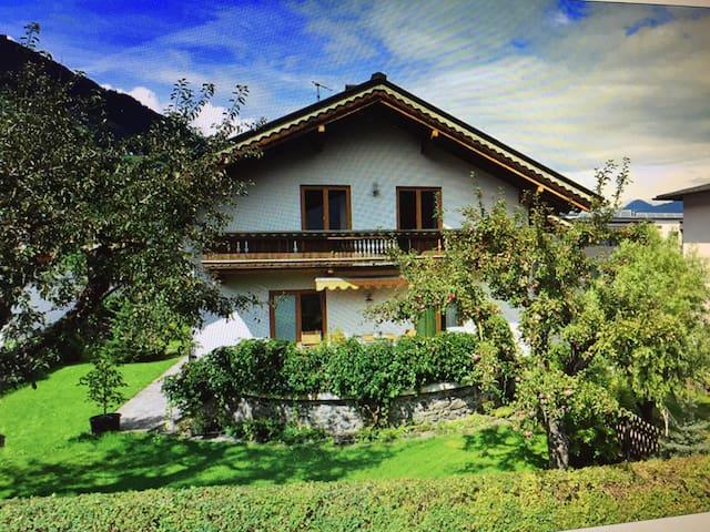 Gemütliches Appartement im Zillertal - Kaltenbach - Condo