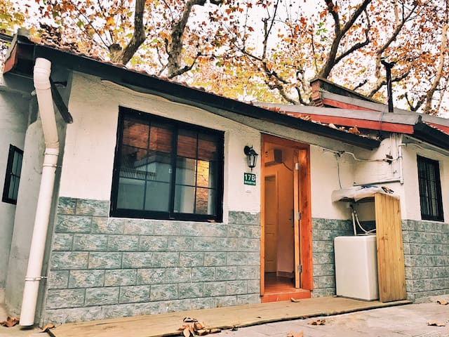 Independent villa in French Concession - Xangai - Bungalou