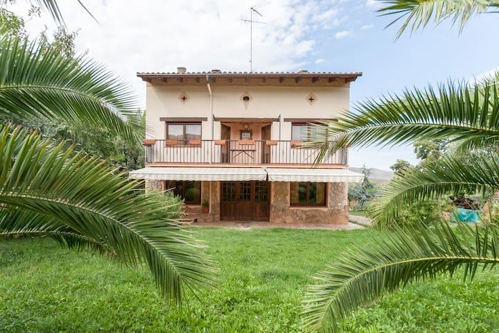 Casa Rural Villa Ilusión - Herce - Alpstuga