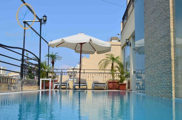 Charming secluded Hamra location - Beirut