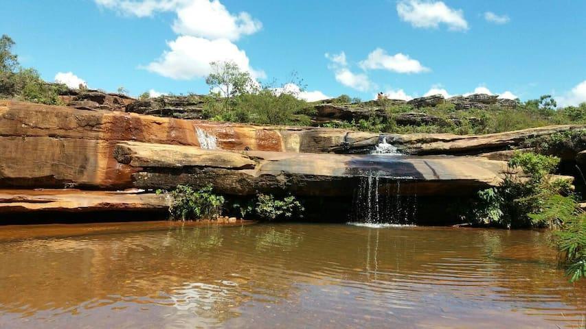 Casa perto de cachoeiras/Cozy home near waterfalls - Ouro Preto