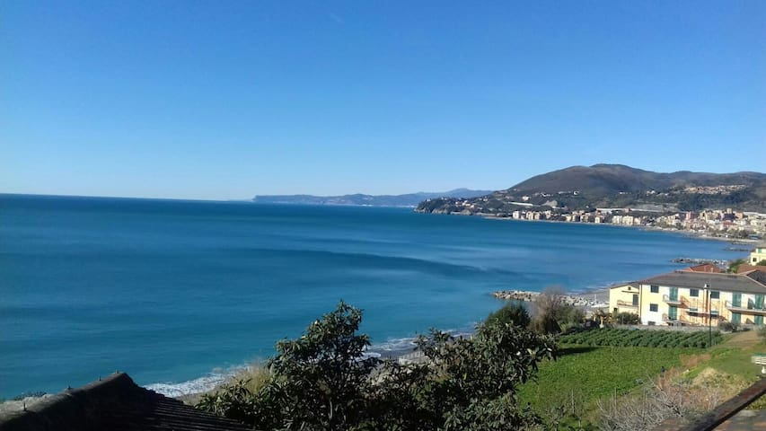 2 steps from the sea - Cogoleto - Appartement