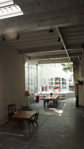 Shared room - House in San Telmo!! - Buenos Aires - Hus