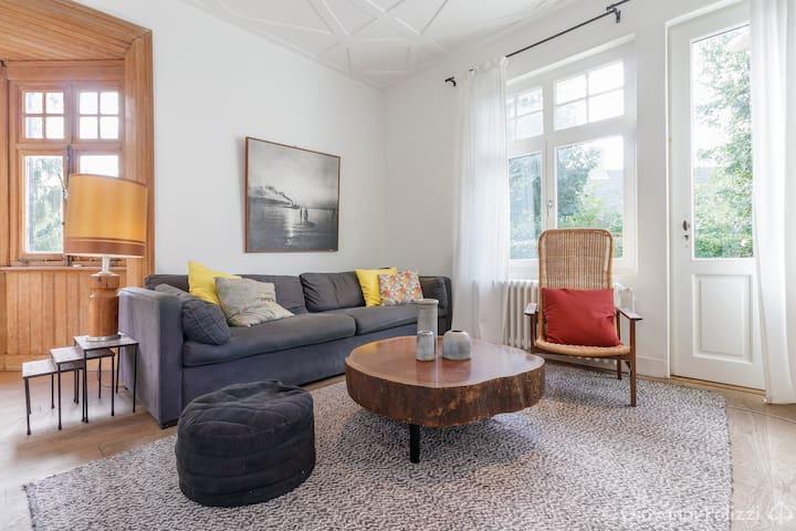 Authentieke Knokse Villa - Knokke-Heist