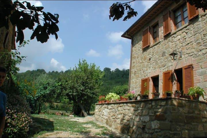 LA COMETA - Volterrano - Wohnung