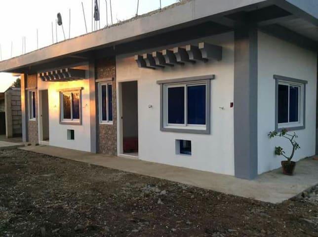 ZICAT 100ISLANDS TRANSIENT HOUSE - alaminos city pangasinan - Casa