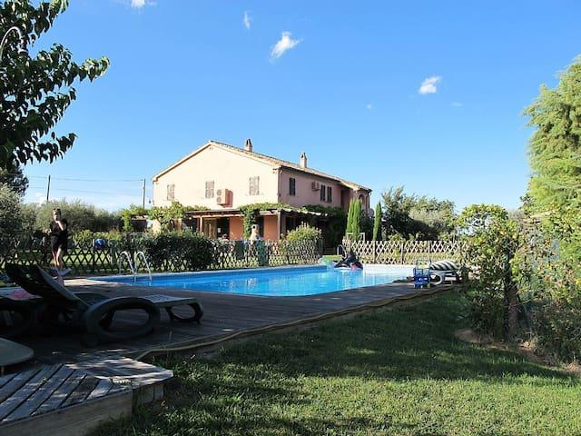 Casa Ambiente - Large Villa in Marche, Italy - Ostra Vetere - Hus