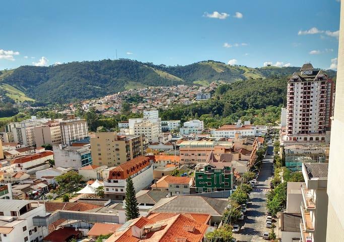 APARTAMENTO, CENTRO, ED. DA TORRE - São Lourenço