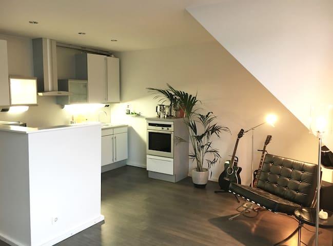 Moderne Maisonette Wohnung in TOP Lage! - Hamburg - Apartemen