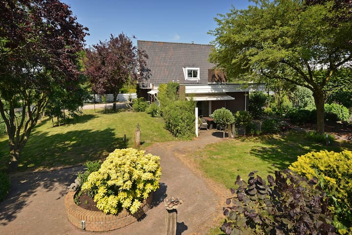 Everywhere time flies except at this paradise - Amstelveen - Villa
