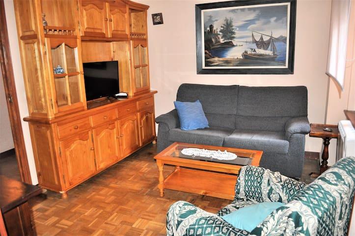 Piso en Arenas de San Pedro en la Sierra de Gredos - Arenas de San Pedro - Lägenhet