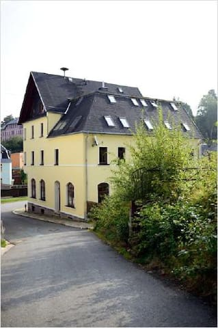 "Gästehaus ""Am Adlerfelsen"" - Eibenstock - Konukevi"