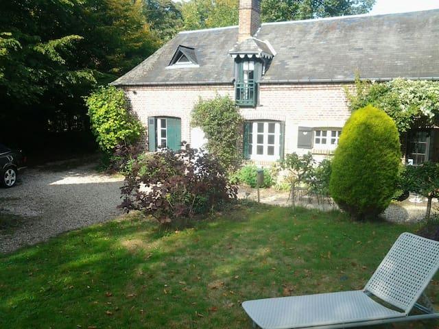 cottage en normandie - Saint-Cyr-la-Campagne - Casa