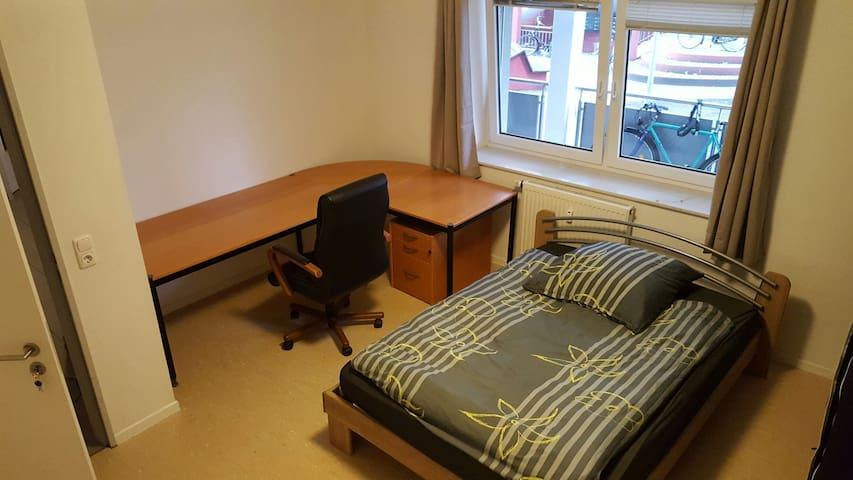 Zimmer in Wg, Bahnhofsnähe - Hildesheim - Apartamento