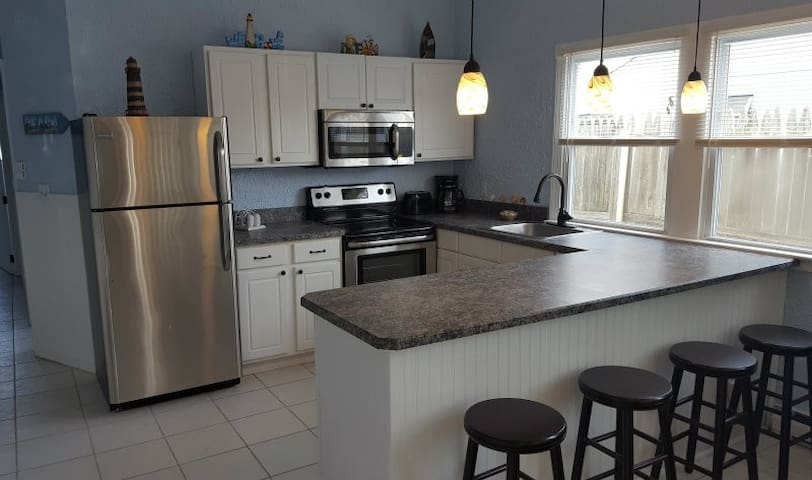 Great Beach Condo in the Center of Town - Brigantine - Appartement en résidence