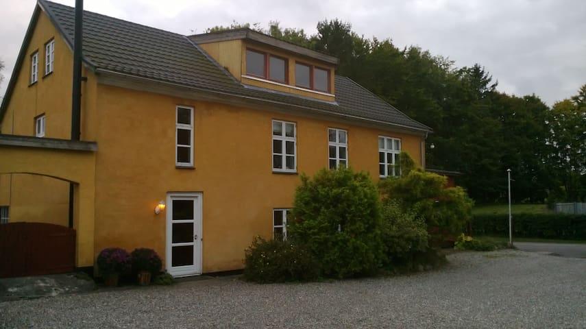 Dejlige værelser ved Havreholm/Hornbæk - Хорнбек - Гестхаус