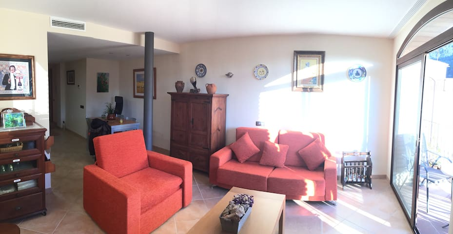 NIT - Margalef - Appartement
