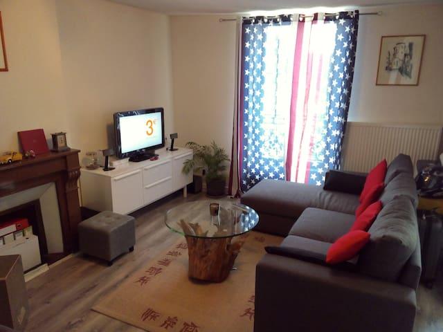 Appartement au centre d'Arbois - Arbois - Leilighet
