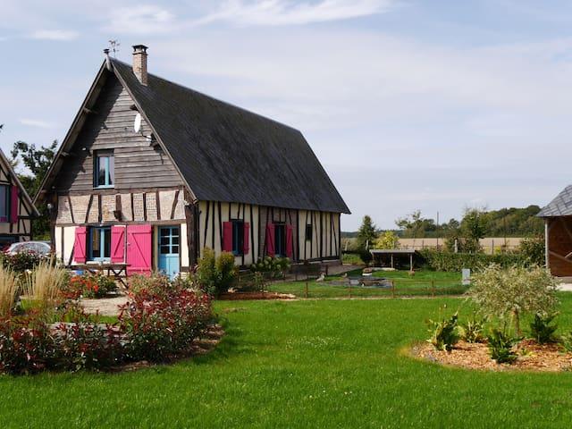 les 3M entre NATURE et CULTURE - Boissy-lès-Perche - 自然小屋