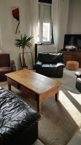Tres joli apartmt proche de st etienne - La Fouillouse - 公寓