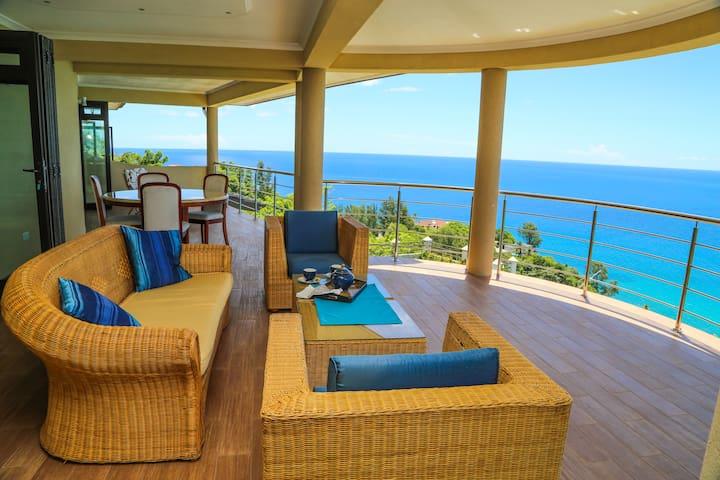 Villa privée de luxe à Carana (8 à 12 personnes) - Mahé - Willa
