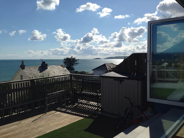 Coastal House 100m from the beach! - Downderry - 獨棟