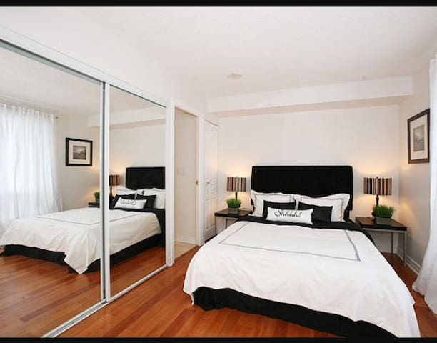 Private and Close to NYC - Newark - Apartament