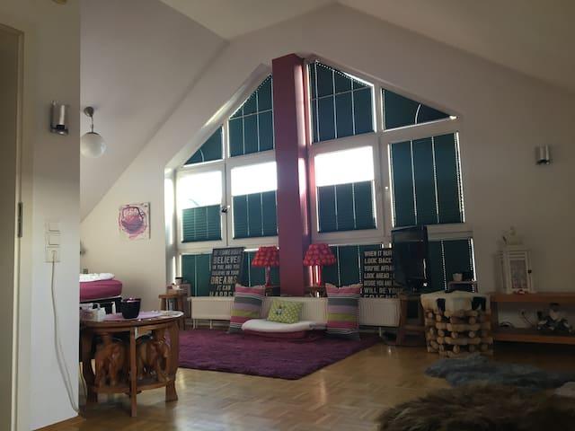 Schönes Appartement - Best Location in Hilden - Hilden - Dům