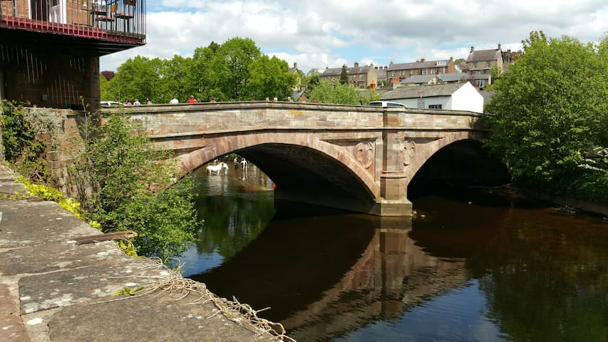 The Eden Suite  3 Bed Apartment - Appleby-in-Westmorland - Appartement