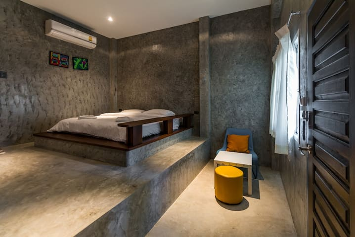 DESIGNER BOUTIQUE STYLE LOFT - Tambon Phe - Casa