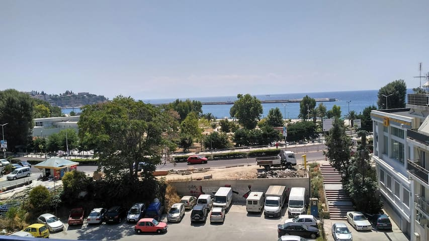 Sunny house at the center of Kavala - Kavala - Appartement