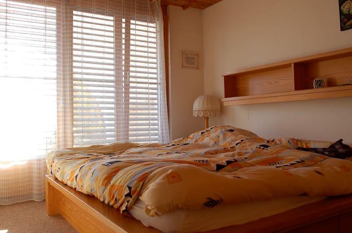 Appartement in luxe chalet - Flims - Lägenhet
