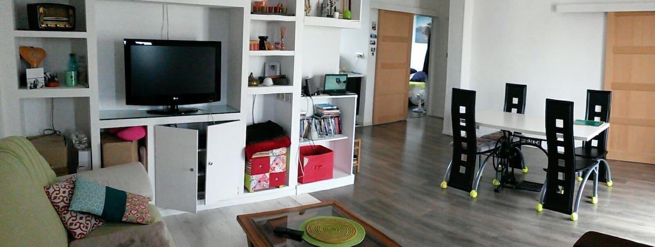 Appartement refait à neuf + parking - Pierre-Bénite - Appartement