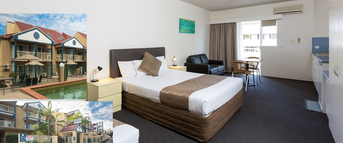 Home Away from Home - Studio Apt - Toowong - Appartement