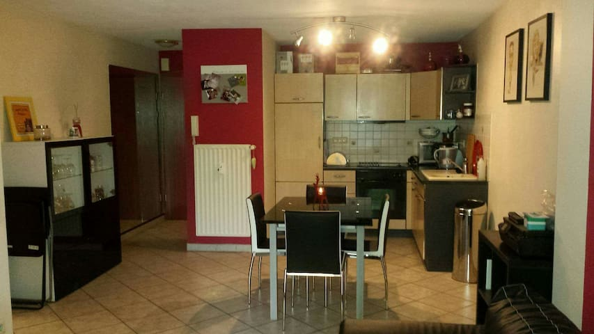 Appartement 1 chambre avec jardin - Arlon - Appartement